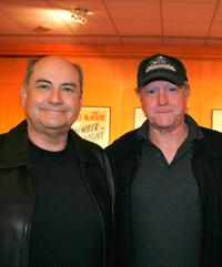 Glenn Farr and Scott Wilson at the screening of