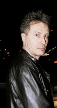 Michael Wincott at the Lounge club.