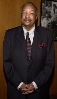 Paul Winfield arrives at the NAACP 12th Annual Theatre Awards.