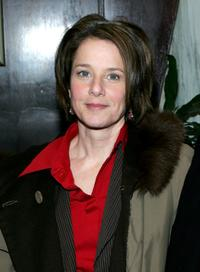 Debra Winger at Beekman Theatre for the premiere of