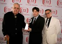 Jonathan Winters, Mike Myers and Robin Williams at the 6th annual TV Land Awards.