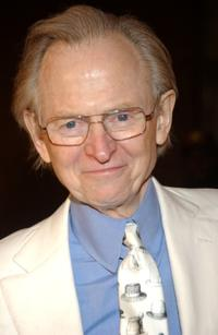 Tom Wolfe at the Tribeca Film Festival.