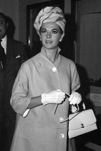 A File Photo of actress Natalie Wood, Dated 01, January 1960.