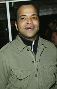 Jeffrey Wright at the opening night after party of
