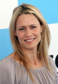 Robin Wright Penn at the 22nd Annual Film Independent Spirit Awards in Santa Monica, California.