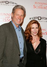 Bruce Boxleitner and Melissa Gilbert at the California premiere of