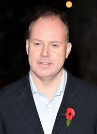 David Yates at the premier of