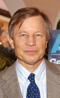 Michael York at the AARP The Magazine's Hollywood issue celebration.