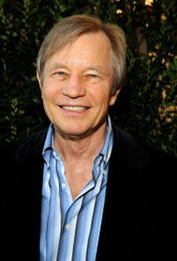 Michael York at the U.K .Film Council U.S. Post Oscars Brunch.