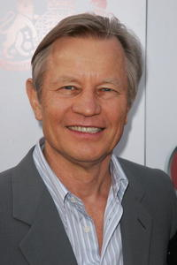 Michael York at the launch party for BritWeek.