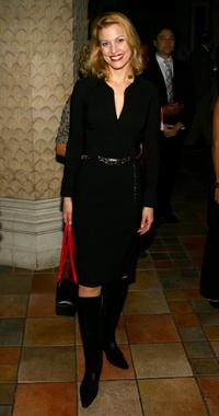 Rachel York at the 2nd Annual opening night of
