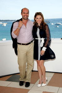 Billy Zane and Kelly Brook at the photocall promoting