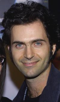 Dweezil Zappa at the WB Network's 2003 Winter Party.