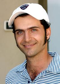 Dweezil Zappa at the Fifth Annual American Film Institute Golf Classic.