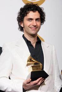 Dweezil Zappa at the 51st Annual Grammy awards.