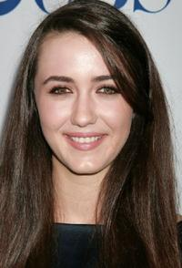 Madeline Zima at the CW/CBS/Showtime/CBS Television TCA party.