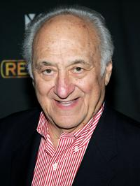 Jerry Adler at the New York premiere of