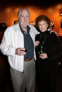 Robert Altman and wife Katherine Altman at the world premiere of