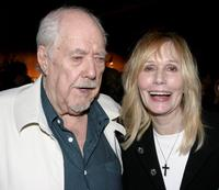 Robert Altman and Sally Kellerman at the world premiere of