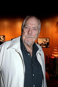 Robert Altman at the world premiere of
