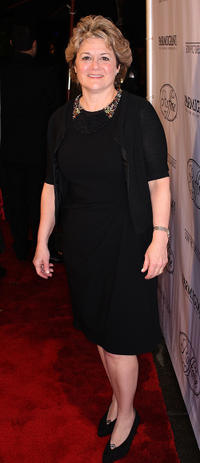 Bonnie Arnold at the Parmigiani Watches and Raffone Luggage Sony Pictures Classic Oscar party.