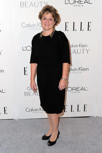 Bonnie Arnold at the ELLE's 17th Annual Women in Hollywood Tribute.
