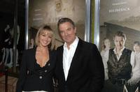 Jennifer O'Dell and Eric Braeden at the premiere of