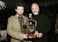 Andy Serkis and Rick Baker at the after party of the premiere of