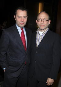 Bob Balaban and Colin Callendar at the after-party for the premiere of