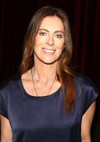 Kathryn Bigelow at the screening of