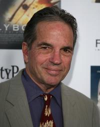 Tony Bill at the special screening of