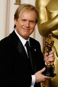 Brad Bird at the 80th annual Academy Awards nominees luncheon.
