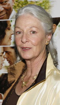 Actress Jane Alexander at a N.Y. screening of