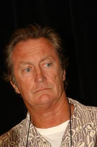 Bryan Brown at the Australian film and Television Industry press conference.