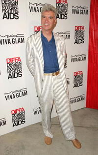 David Byrne at the Viva Glam Casino To Benefit DIFFA for AIDS research.