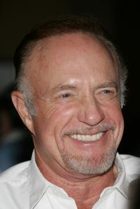 James Caan at the Beverly Hilton Hotel for the Golden Boot Awards.