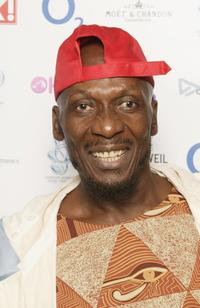 Jimmy Cliff at the Nordoff Robbins Silver clef Awards.