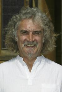 Billy Connolly at the photocall to promote
