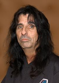 Alice Cooper at the preparty of the 10th Annual ESPY Awards.