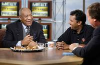 Bill Cosby at a taping of the