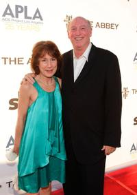 Kathryn Boole and Phil Brock at the SBE and the Abbey's