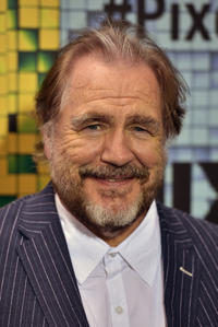 Brian Cox at the New York premiere of
