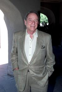 Richard Crenna at the Televison Critics Association Summer Tour.