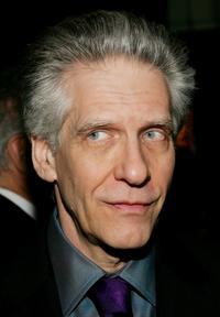 David Cronenberg at the 2005 National Board of Review of Motion Pictures Awards ceremony.