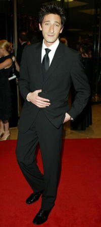 Adrien Brody at the 18th Annual American Cinematheque Award in Beverly Hills, California.