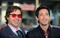 Robert Downey, Jr. and Adrien Brody at the California premiere of