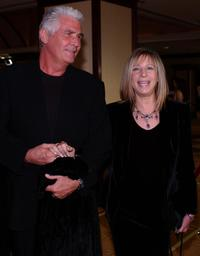 James Brolin and Barbra Streisand at the 54th Annual Directors Guild Awards.