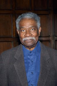 Ossie Davis at the National Mentoring Month reception.