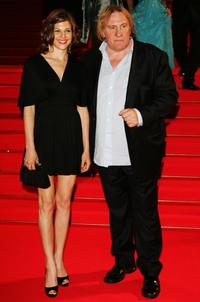 Gerard Depardieu at the Cannes Film Festival premiere of