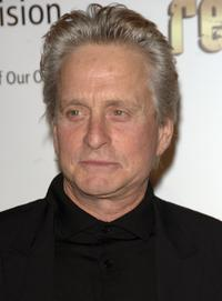 Michael Douglas at the 2nd annual